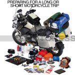 How To Pack and Preparing for a Motorcycle Trip