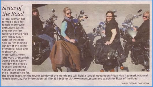 Sistas Women Riders Club