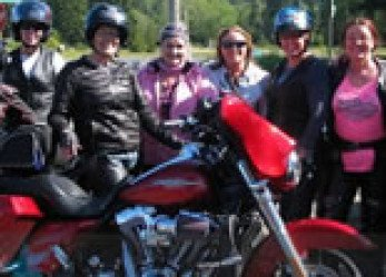 International Female Ride Day 2012 the Date for Women Riders