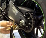 How to Check and Manage Your Motorcycle Tire Pressure