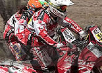 Dakar Rally Motorcycle Women Riders