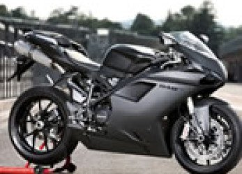Ducati 848 EVO Lightweight for Women Riders!