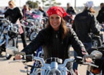 International Female Ride Day 2009 Video Harley-Davidson