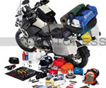 Packing and Preparing for a Motorcycle Trip