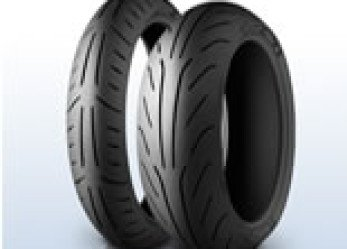 Michelin Power Pure Motorcycle Tires Reduce Weight