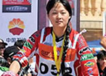Tour de Taklimakan Female Rider – China's Dakar Rally