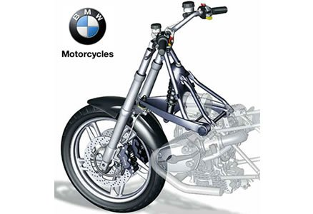 BMW Motorcycle Telelever Fork System - MOTORESS