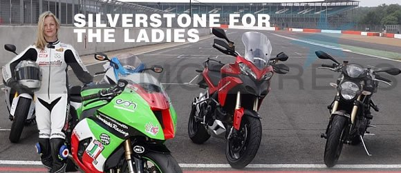 Womens Track Day MOTORESS