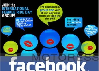 Join International Female Ride Day Facebook Find Women's Motorcycle Rides