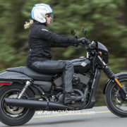 Harley-Davidson Street 750 on MOTORESS