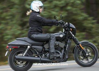 Harley-Davidson Street 750 Motorcycle Has X-Factor