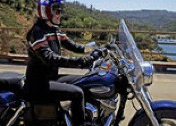 American Women Motorcycle Riders Love to Ride Ontario