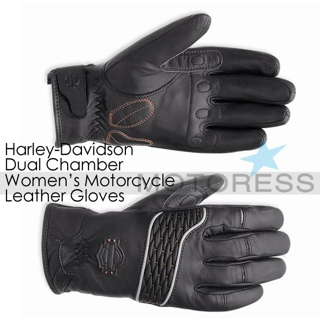 Harley-Davidson Duo Glove on Motoress