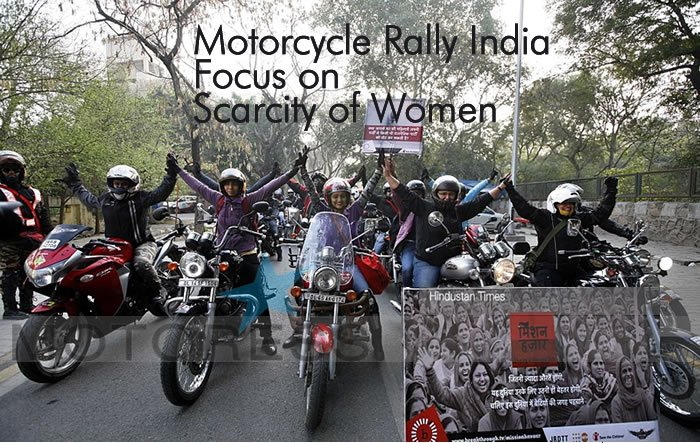 Motorcycle Rally India on Motoress