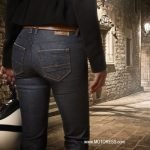 REV'IT! Sport Women's Motorcycle Jean – The Madison Is Woman Rider Favoured