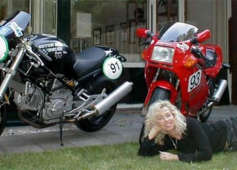 That's The Way Love Rolls When You Love Motorcycles