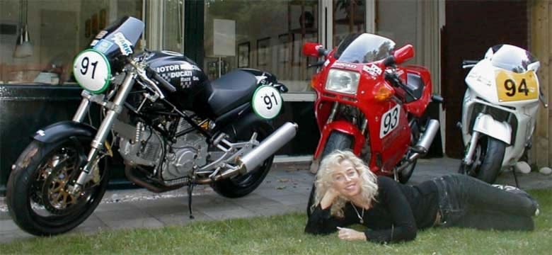 Vicki Gray and the Love of Motorcycling on MOTORESS