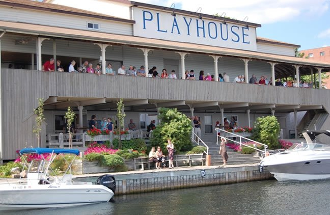 The Thousand Islands Playhouse Gananoque