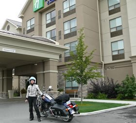 Holiday Inn New LIskeard MOTORESS