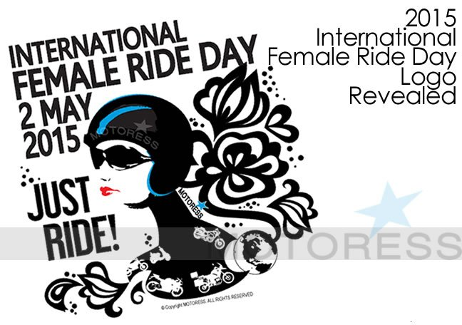 International Female Ride Day 2015