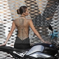 BMW R nine T Woman Motorcycles