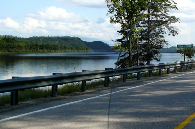 Riding Lake Temiskaming MOTORESS