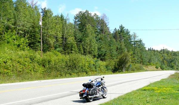 Wilderness Ride Motoress Harley-Davidson on MOTORESS