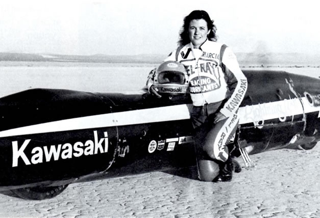 Marcia Holley on MOTORESS