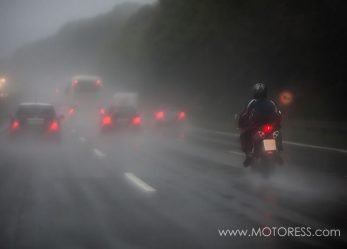 Tips For Riding Your Motorcycle in The Rain
