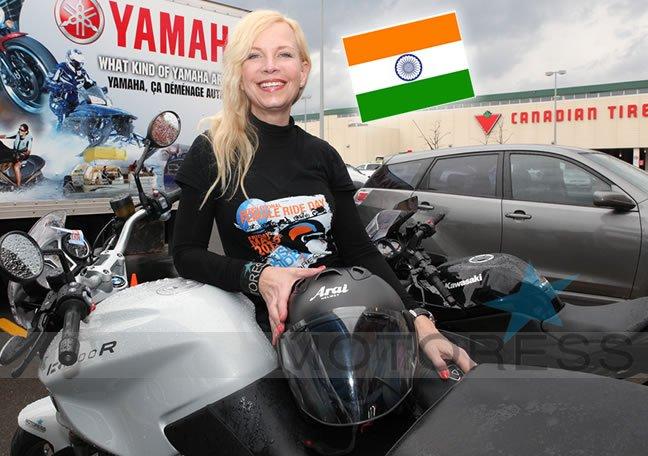 International Female Ride Day India