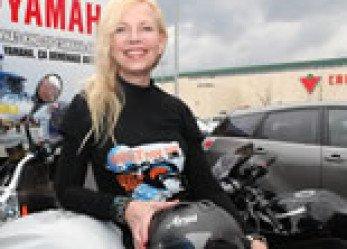 Namaste International Female Ride Day! Founder Joins India on 2 May