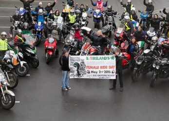 International Female Ride Day 2015 Photo Contest Winner from Ireland