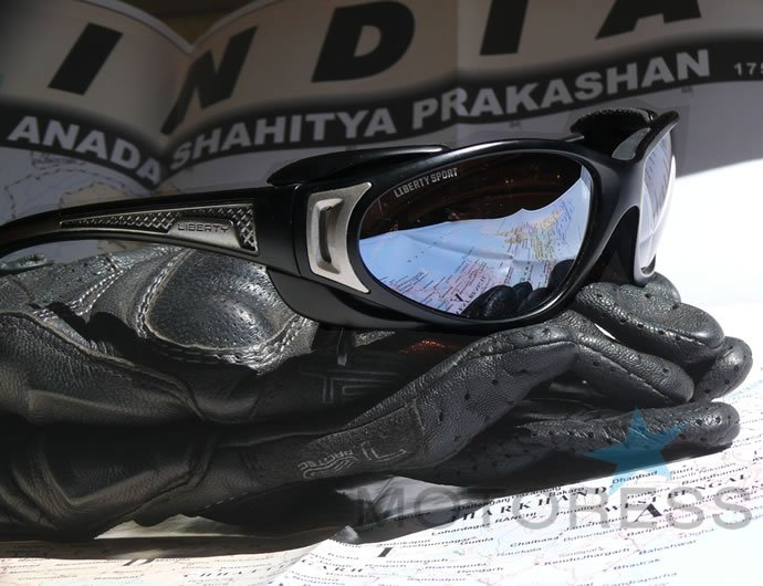 Liberty Sport Chopper Sunglasses on Motoress