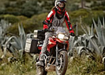 Women Riders Apply Now, First All-Female BMW Motorrad GS Trophy Team