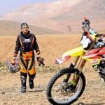 Behnaz Shafiei Working Against Iran's Public Ban for Women And Motorcycles
