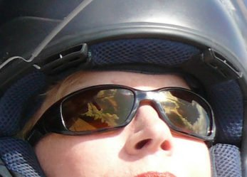 Liberty Sport Glide Sunglasses Give Motorcycle Riders Excellent On Road Vision