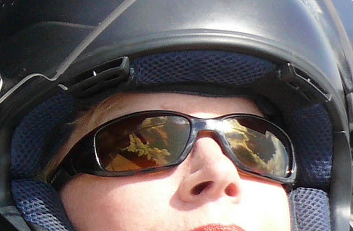 69077d5000fd Liberty Sport Glide Sunglasses Give Motorcycle Riders Excellent On Road  Vision