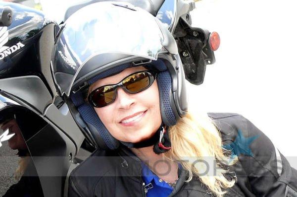 Liberty Sport Glide Sunglasses on MOTORESS