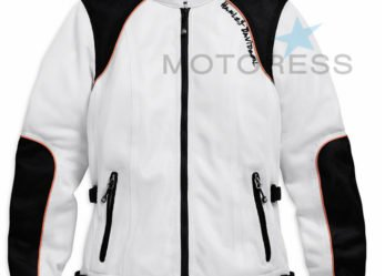 Cool the Heat of Summer With Women's Air Flow Motorcycle Jackets from Harley-Davidson