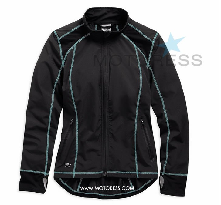 Air Flow Motorcycle Jacket MOTORESS