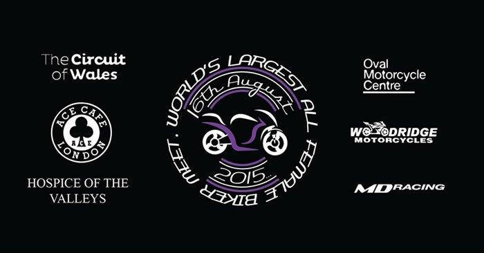 Ace Cafe London Largest All Female Biker Meet