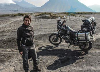 The Responsibility of a Woman Motorcycle Traveller