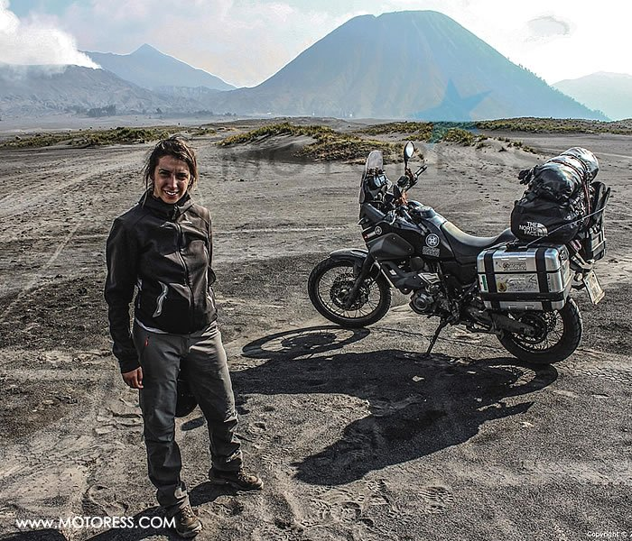 Ivana Shares her Story on MOTORESS
