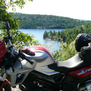 Georgian Bay Coastal Route - MOTORESS
