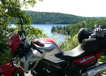 Motorcycle Tour: Georgian Bay Coastal Route
