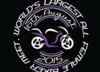 Women Riders of Ace Cafe London Attempting World's Largest All Female Biker Meet