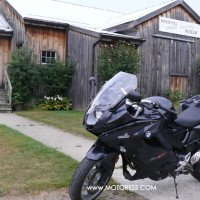 Cheese Trail Motorcycle Ride Ingersoll Museum