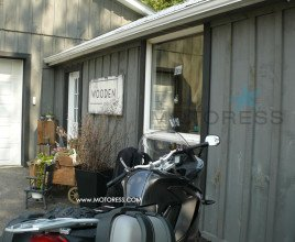 Cheese Trail Motorcycle Ride on Motoress Wooden Pearl