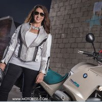 Fashionista Deb Gasque on MOTORESS