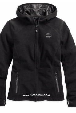Harley-Davidson Waterproof Fleece Jacket for Women Riders